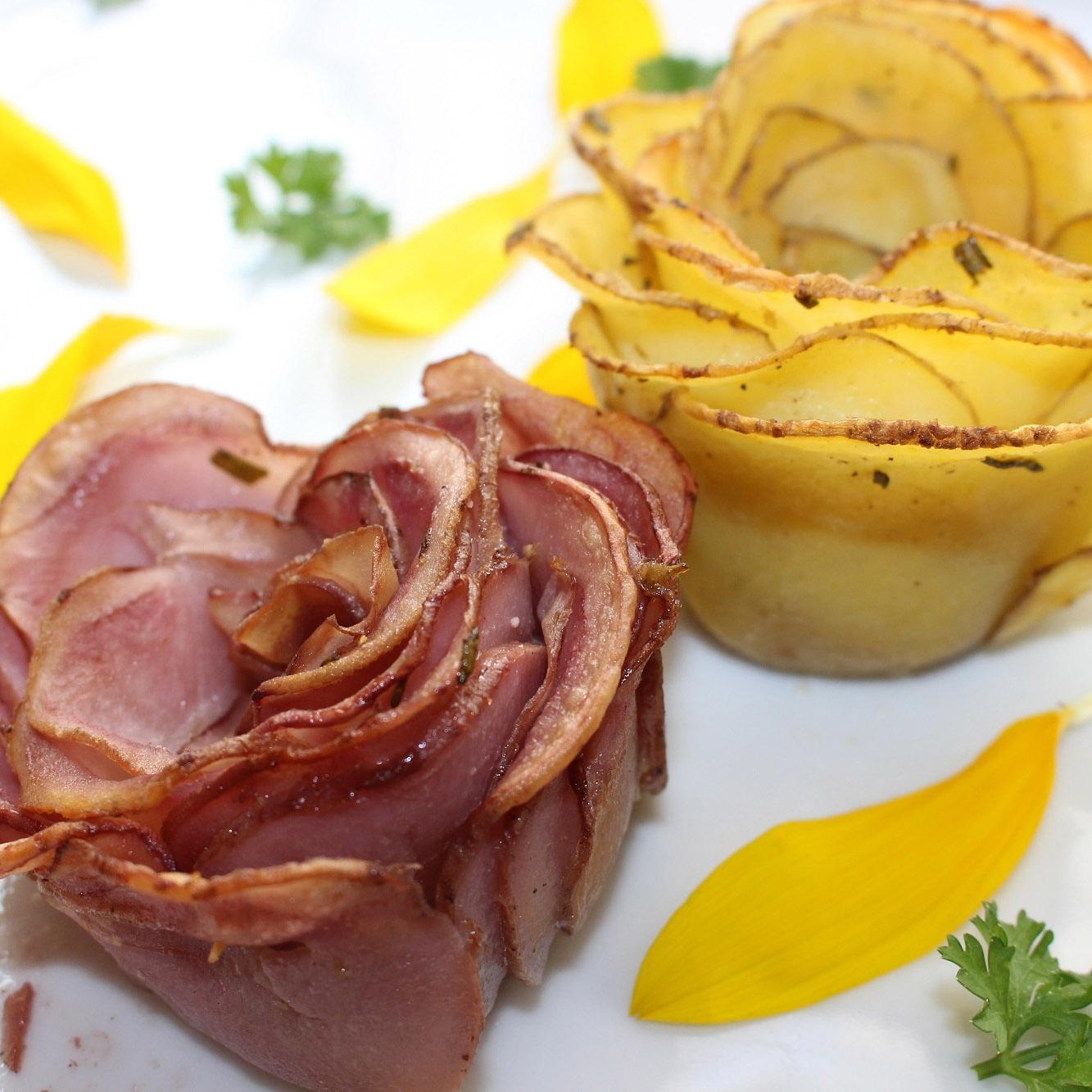 Kartoffelrosen IV